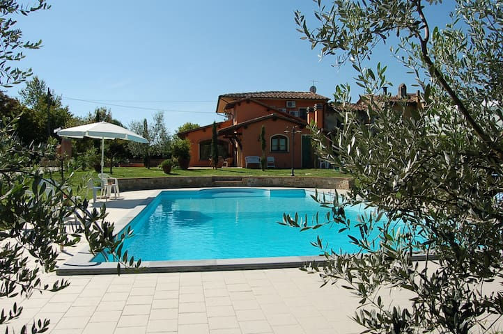 Villa la Querce, house with private pool - Querce - Casa
