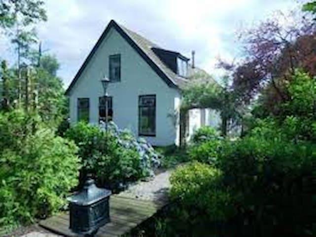 Prachtige verbouwde boerderij - Willemsoord - Haus