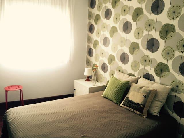 Bedroom in Aveiro's City center - Aveiro - Daire