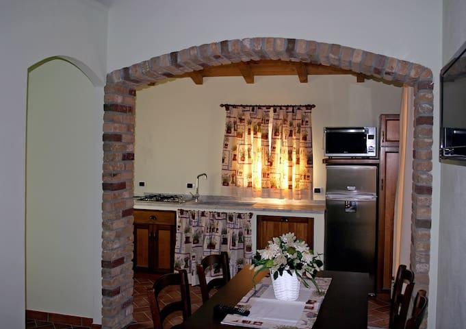 Casa Salvia - Diano Borello - Lägenhet