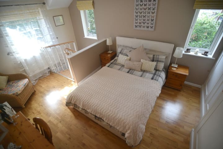 Near town centre, 1 bedroom annexe - Bury St Edmunds