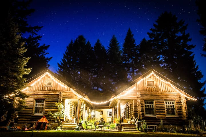 Dundee Lodge- A great place for group retreat! - Gaston - Cabaña en la naturaleza
