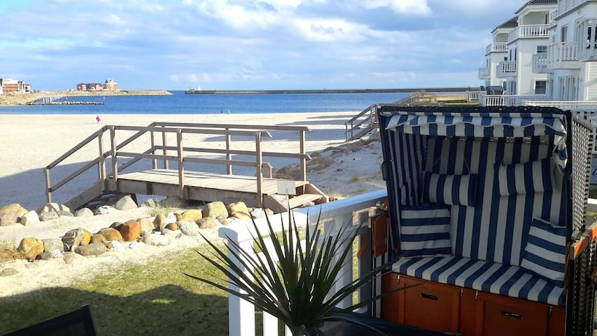 Beach house right on the beach - Kappeln - Ev
