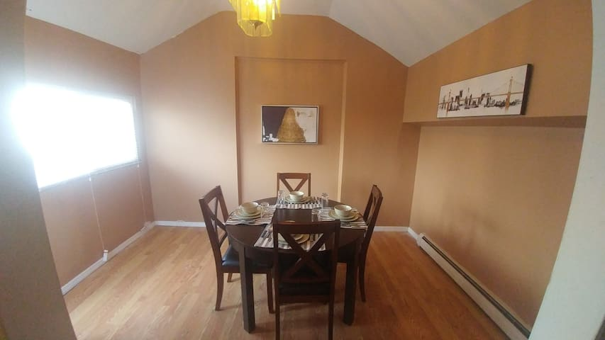 One Private Room - Long Island - Room 1 (Blue) - Amityville - Casa