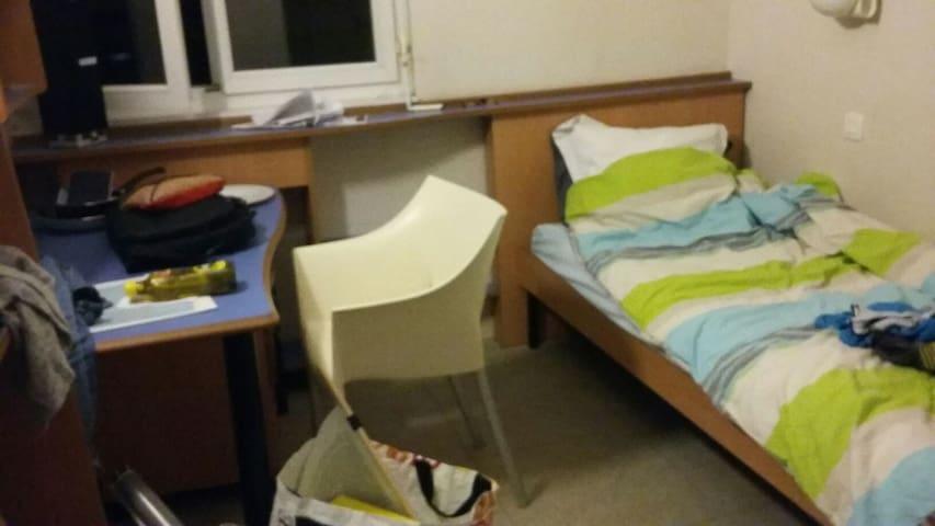 Chambre d'étudiant - Rennes - Lägenhet