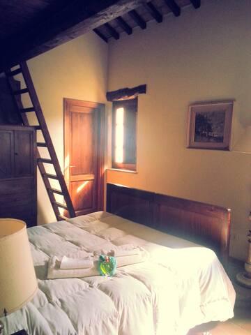 relax nella natura - Poggio San Lorenzo - Bed & Breakfast