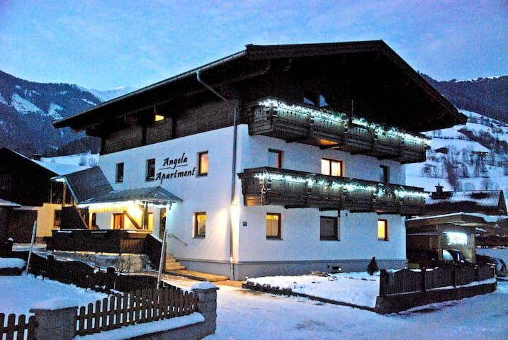 Angela Apartment Ski, Berg,See - Walchen - House