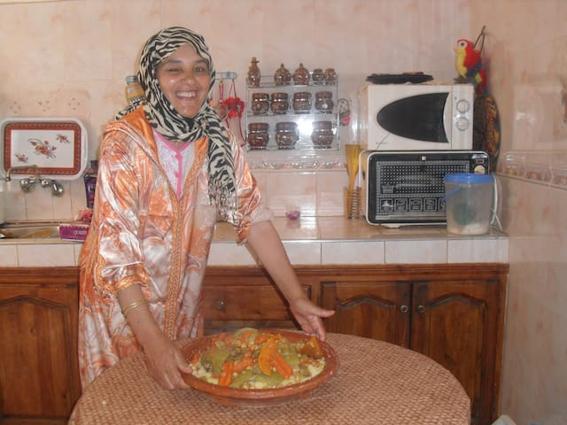 chez aicha - Marrakesh-Tensift-El Haouz - Apartamento