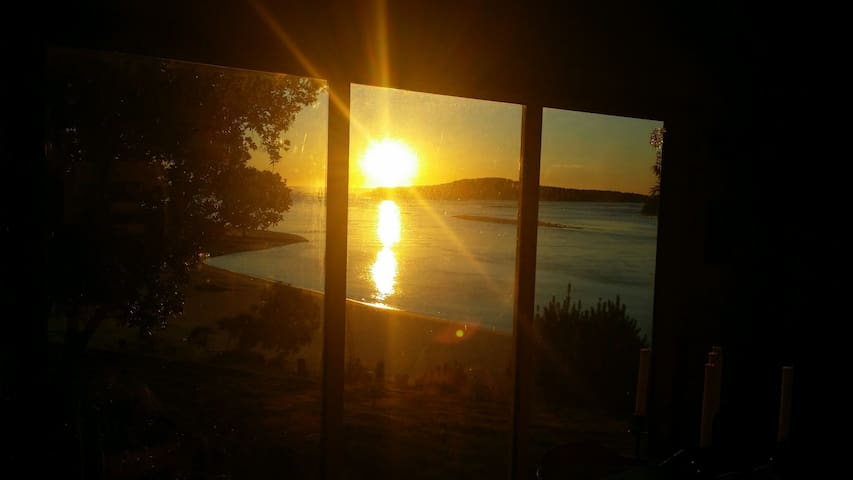 Private home and secluded beach - Taieri Mouth - Casa