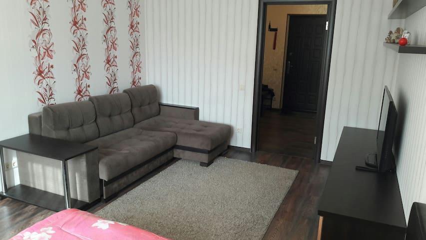 Однокомнатная квартира в центре - Navapolack - Lägenhet