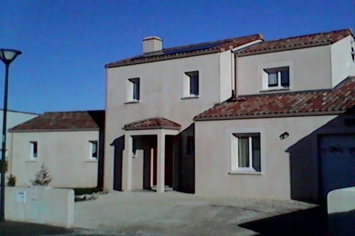 Villa 5mn des plages Sables d'Olonne - Olonne-sur-Mer - Huis