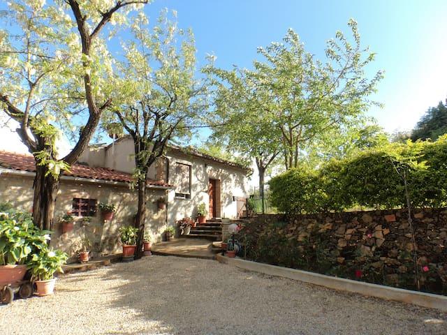 Farmholiday Villino del Grillo in San Gimignano SI - San Gimignano - Huis