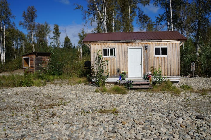 Honey Bee Hill Retreat Private Cabin - Willow - Kabin