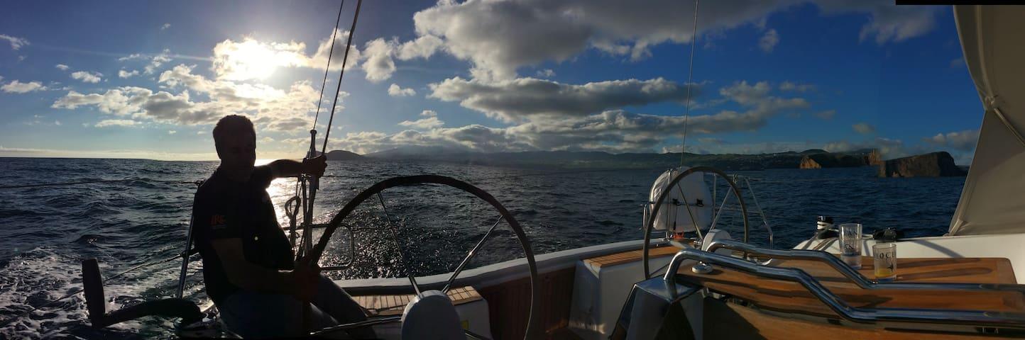 Azores Living on a Boat - Vila Franca Do Campo - Kapal