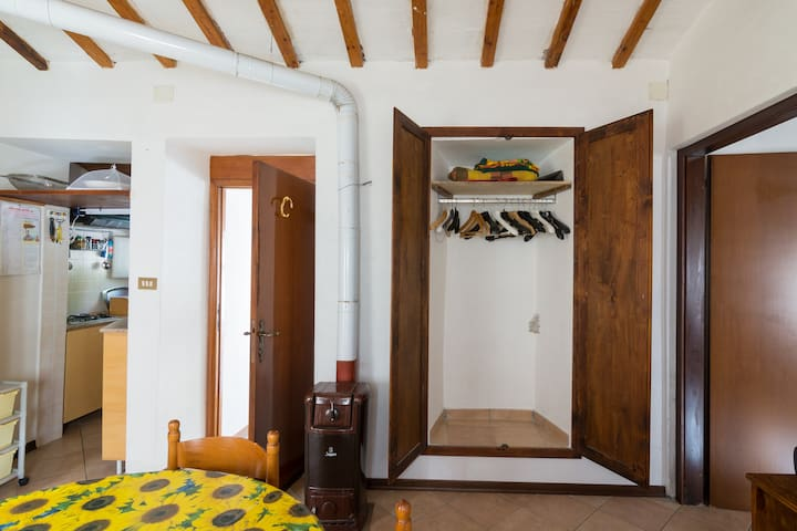 Frasassi Caves - Camponocecchio - Huis