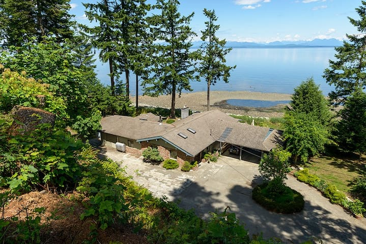 A Guest House on Oyster Bay - Campbell River - Gästesuite