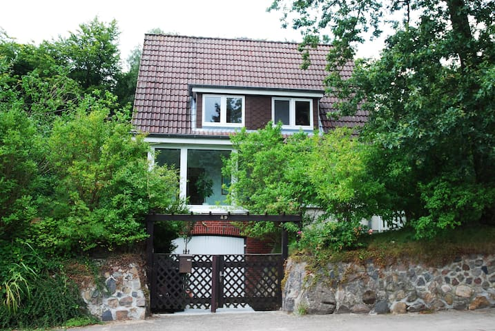 Gemütliche Wohnung in Heide - Heide - Departamento
