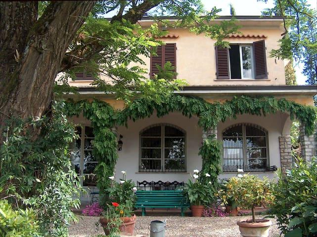 """Casadelgatto"" apartment in Monte San Savino - Monte San Savino - Apartemen"
