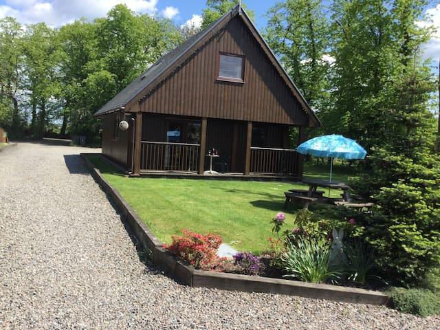 La Fortuna 3 bedroom lodge - Stirling - Casa