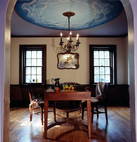 Boutique designer and historic preservation house - Jenkintown