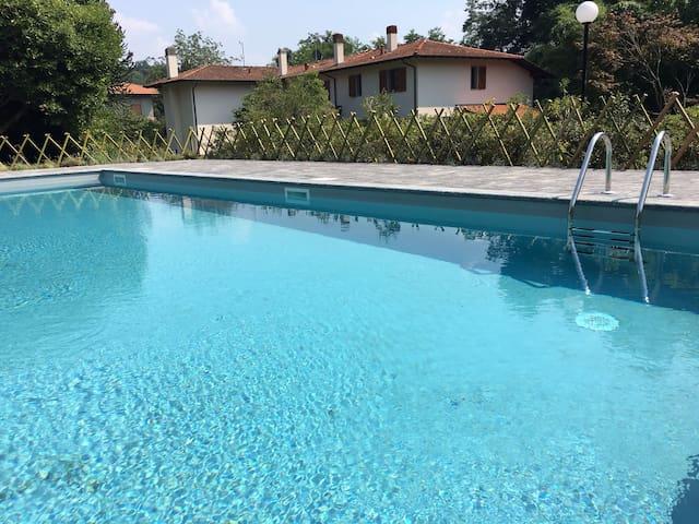 Lovely Flat - Lago Maggiore Vignola - Laveno Mombello - Lejlighed