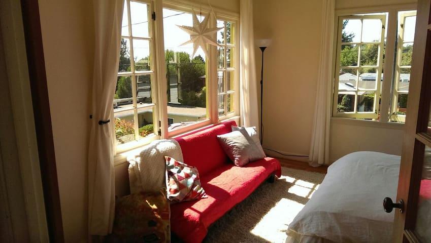 Bay Views, Private Suite, Peaceful - Berkeley - Hus