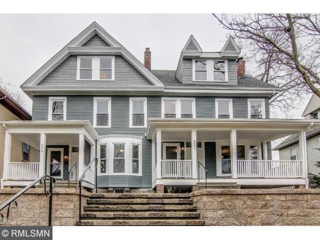 Beautiful Three-Story Home in Crocus Hill - Saint Paul - Dom