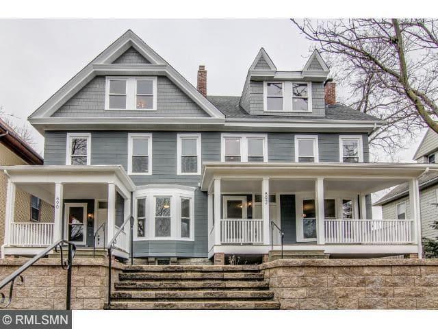 Beautiful Three-Story Home in Crocus Hill - Saint Paul - Casa