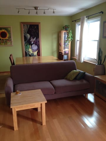 Cozy apartment,10 miles from Philly - Cherry Hill - Apartament