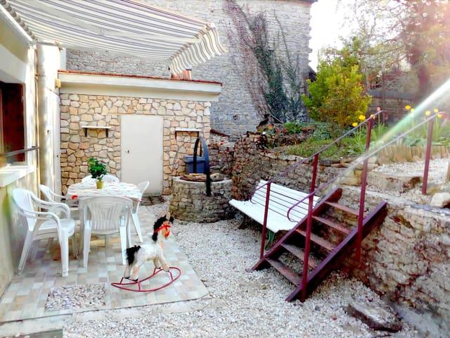 Gite de charme proche de Nigloland - Argançon - Huis