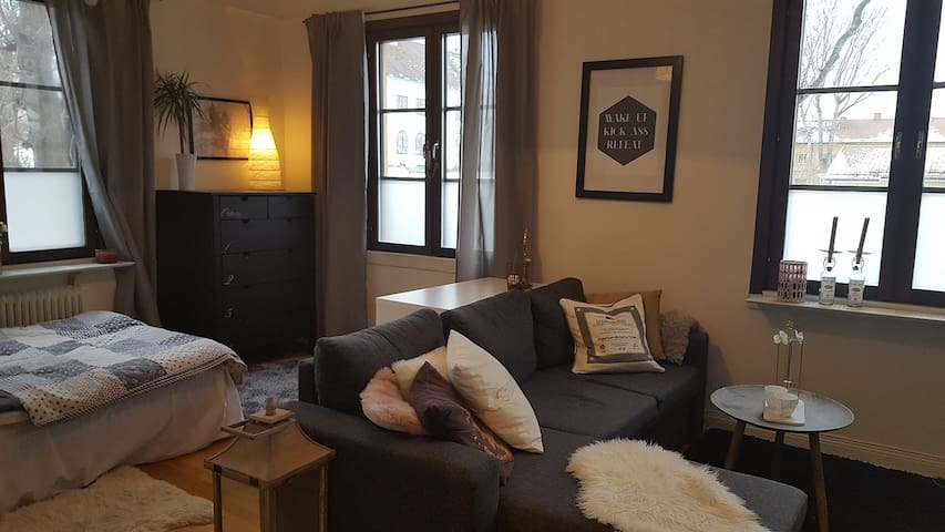 Cozy apartment near everything - Estocolmo - Departamento