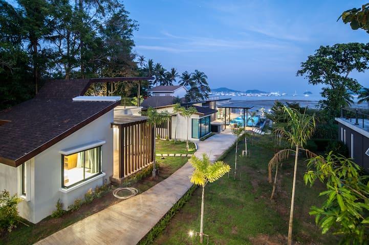 Sea Space Villa, Deluxe 1-Bedroom Villa ( A1 ) - Rawai - Villa