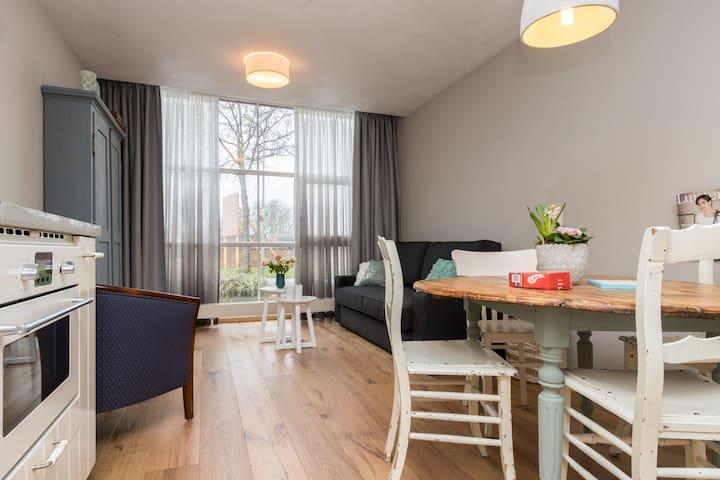Heerlijk ruim en luxe appartement. - Roermond - Lägenhet