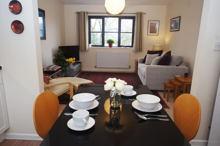 The Hide, Luxury apartment, Dartmoor National Pk - Moretonhampstead - Daire