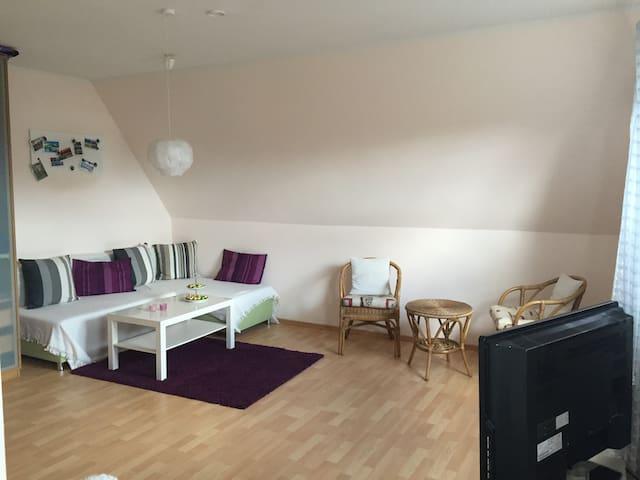 Gemütliches Apartment zum Wohlfühlen - Kropp - Lägenhet
