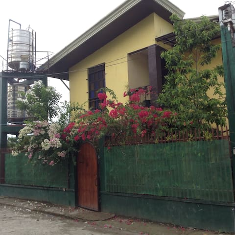 Ron and Fire's Place Single Room - Tacloban City - Daire