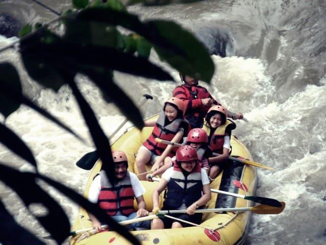 Blitar Eco River Camp and Rafting - Blitar - Zelt