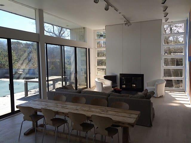 Gorgeous modern house in Fire Island Pines! - Sayville - Leilighet