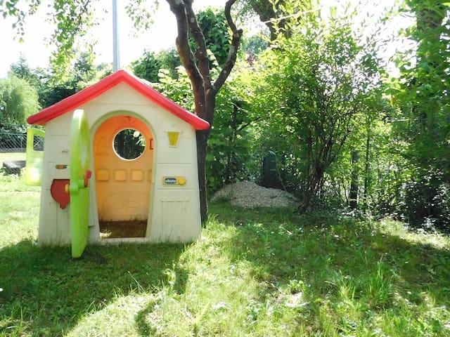 Trilocale al Parco Birreria di Pedavena - Pedavena - Квартира