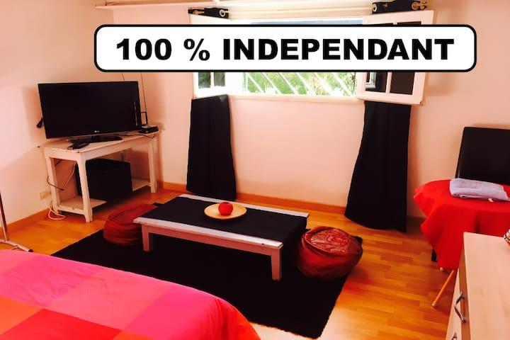 Chambre appart - Pau - Huis