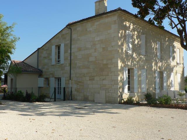Gîte du Château Lestrille - Saint-Germain-du-Puch - Departamento