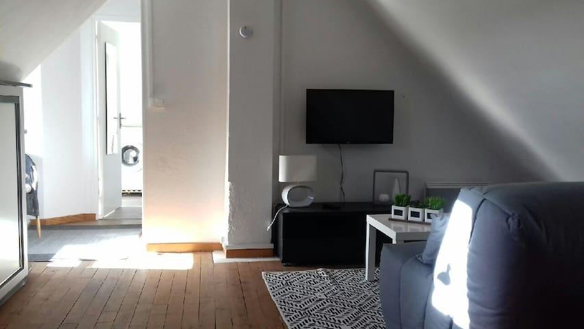 Joli appartement proche plages et commerces - Port-Louis - Apartament