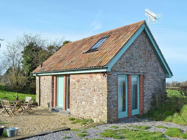 Barn on the Mendip hills in Somerset - Blagdon - Huis
