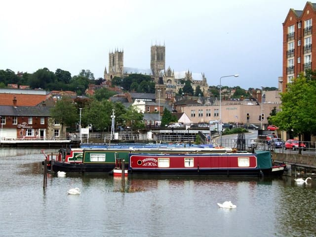 Lincoln City - Central Waterside Apartment - Lincoln - Apartemen
