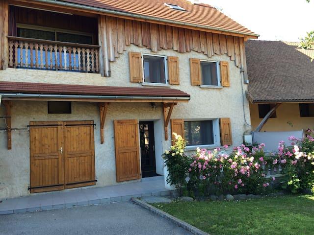 Maison au pied de la montagne - Valgaudemar (05) - Chauffayer - Ev