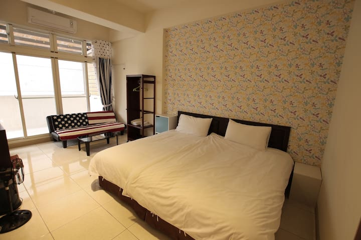 Riders Rest _ Nanyang style Double Room - Ji'an Township