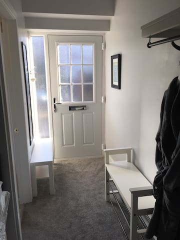 Self contained Pied a Terre in Leafy Jesmond - Newcastle ved Tyne - Hus