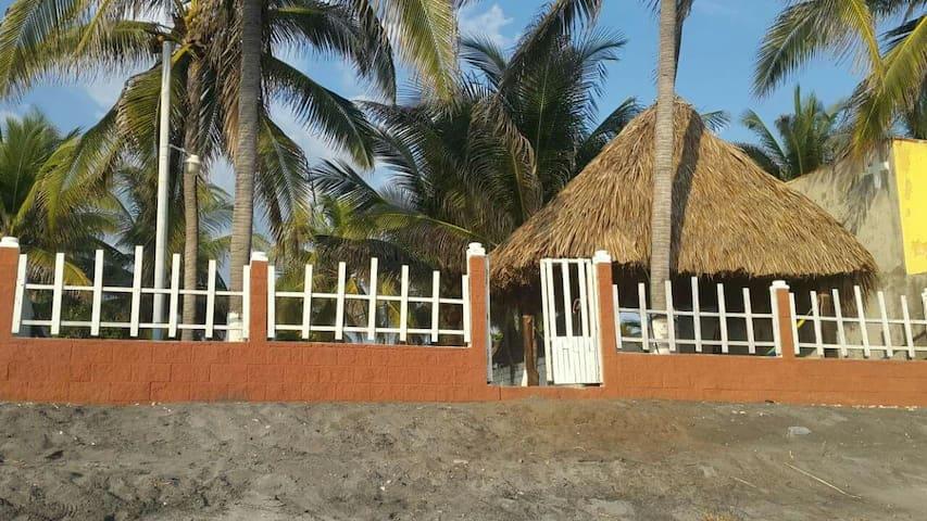 Casa frente al mar en Playa El Pimental - Playa El Pimental - Dom