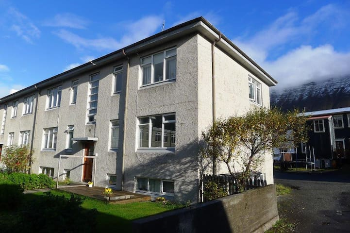 Nice apartment near town center. - Ísafjörður - Lägenhet