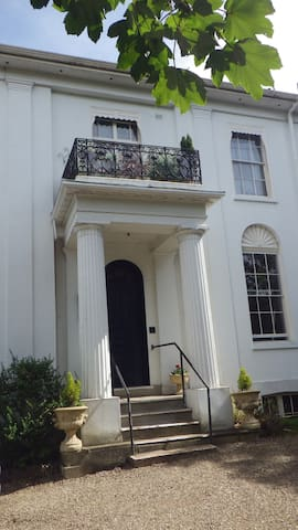 Luxury garden flat in listed building - Worcester - Appartement